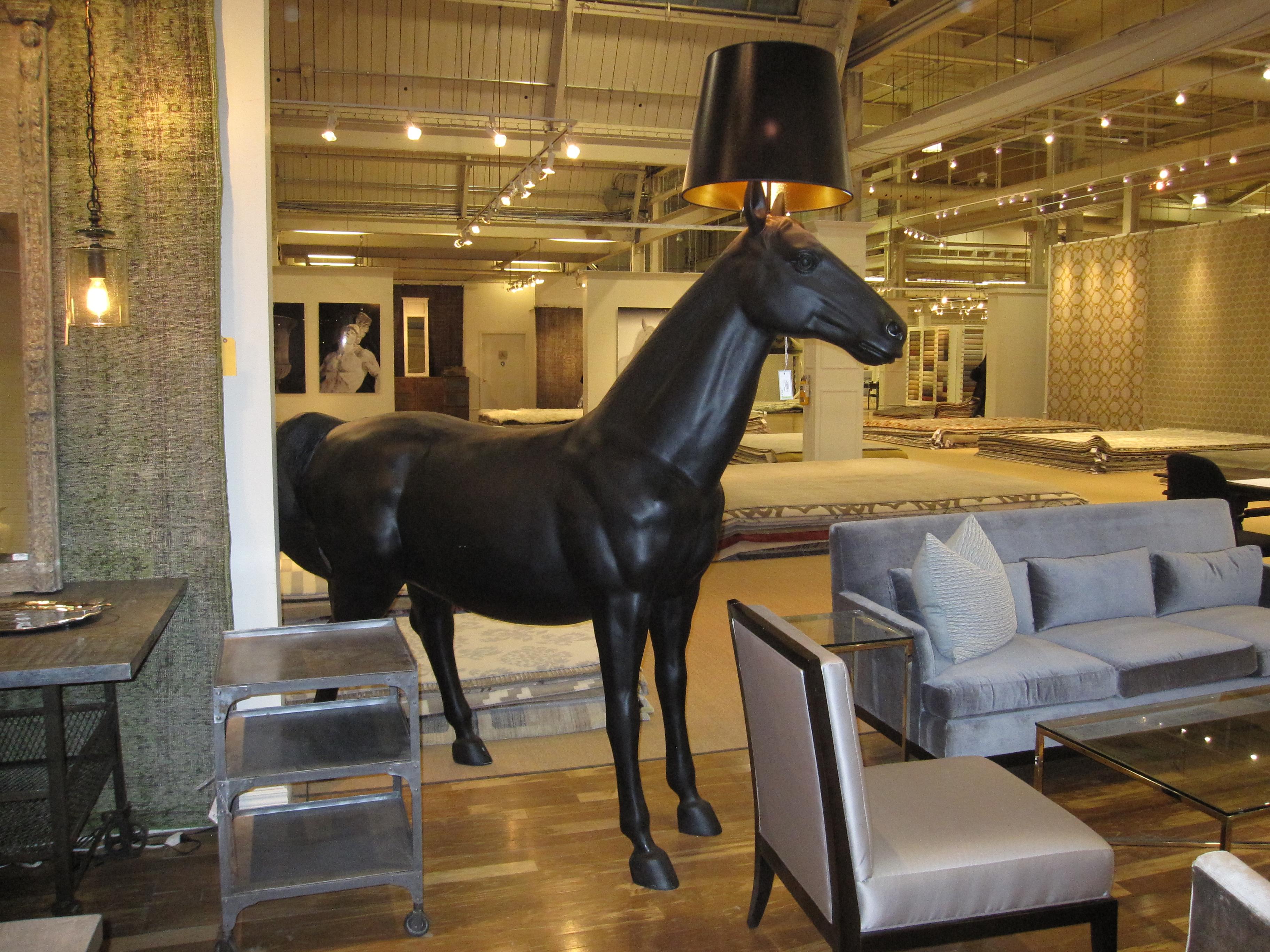 horse floor lamp moooi horse lamp floor lamp moooi  - floor lamp horse floor lamp modmissy