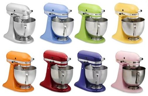 Kitchenaid Mixers