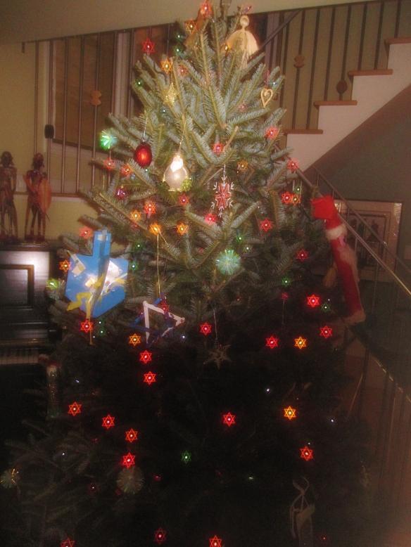 z Hannukah-Christmas Tree
