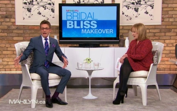 Marilyn Denis and Randy Fenoli