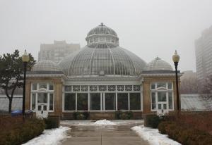 Allen Gardens Conservatory
