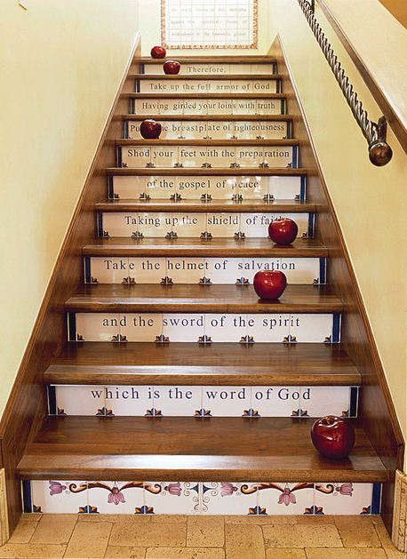 religious stairs