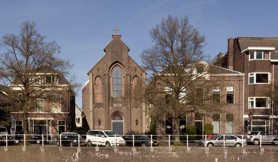 Converted Church Utrecht