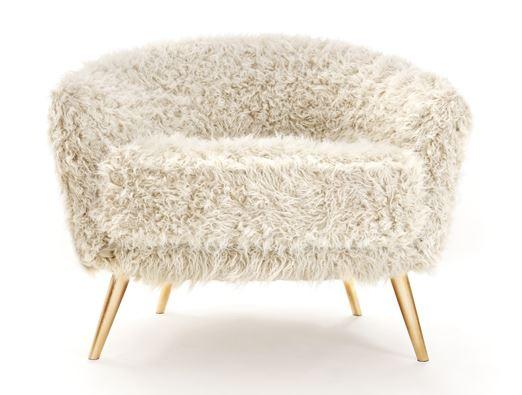 Cutie Armchair by Munna Design
