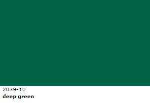 Benjamin Moore Deep Green
