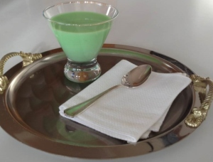 Green Mousse