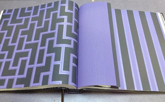 Wallpaper striped