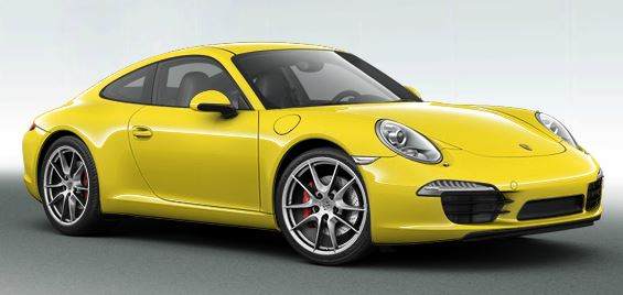 Porsche Racing Yellow