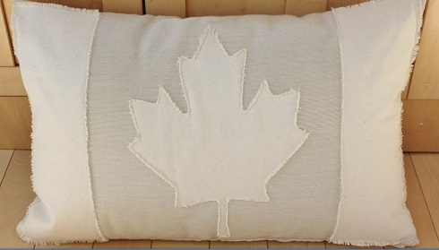 Canada Flag pillow