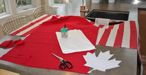 Making a flag