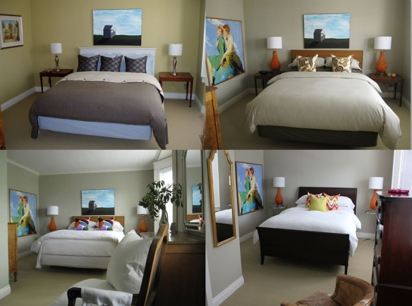 master bedroom changes