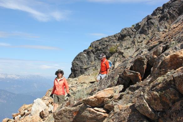 Whistler Mountain.