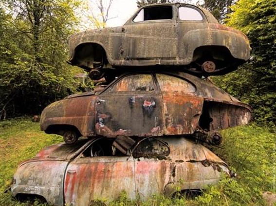 Dead Car