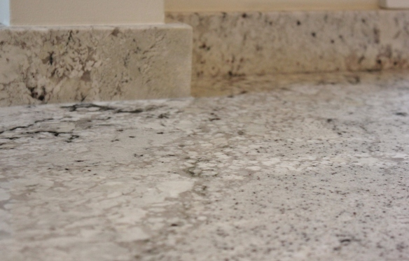 White Floratta Granite